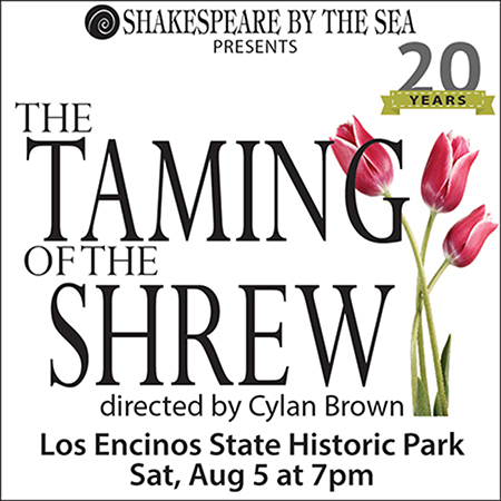 The Taming of the Shrew logo